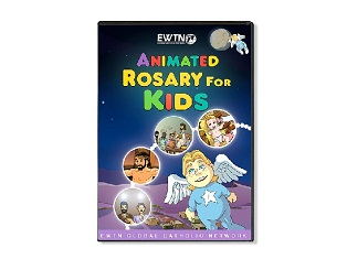 Animated Rosary for Kids DVD