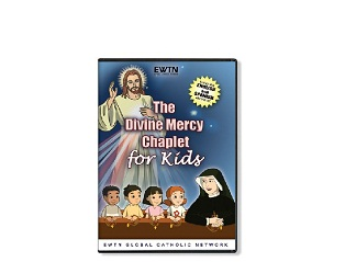 The Divine Mercy Chaplet for Kids DVD