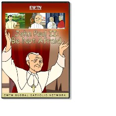 John Paul II: Be Not Afraid DVD